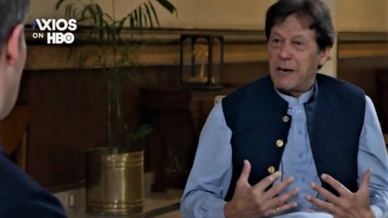 Pakistan writes to HBO admin over PM interview cuts
