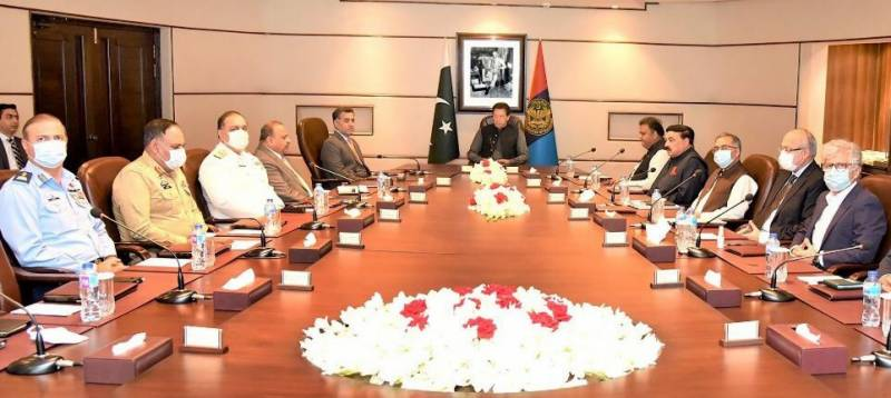 PM Imran briefed on enhanced intel cooperation at ISI HQs