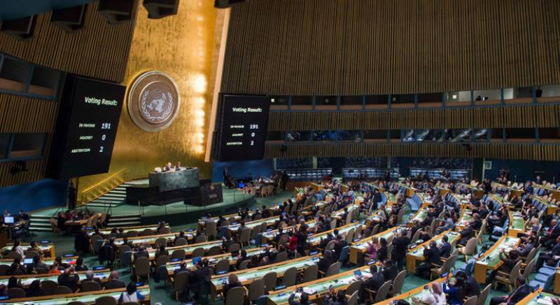 UN assembly condemns US embargo on Cuba, for 29th time