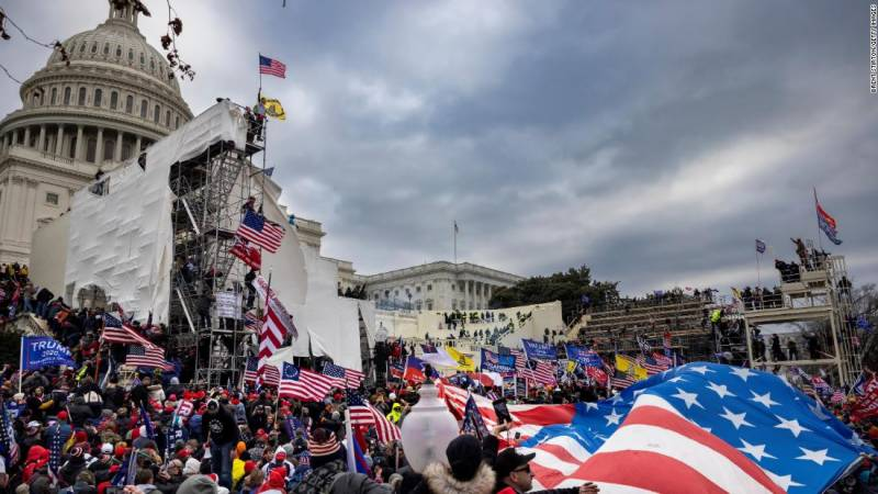 Democrats launch committee to probe US Capitol riot