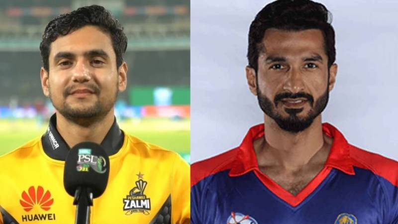 Two Peshawar Zalmi players suspended for bio-secure breach