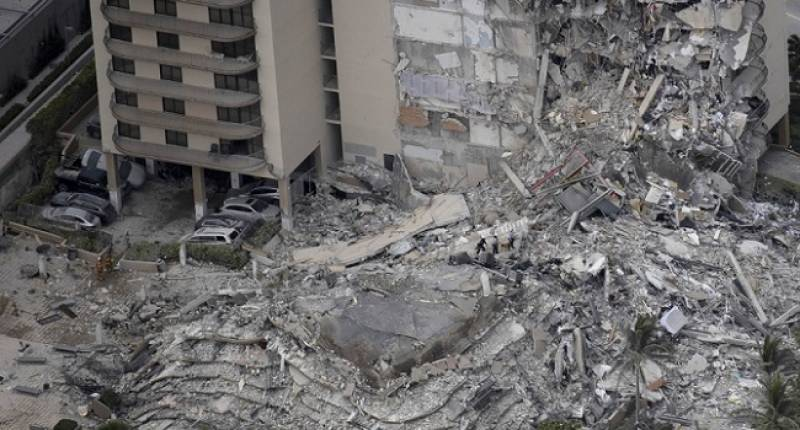 At least 18 Latin Americans missing in Florida building collapse: consulates