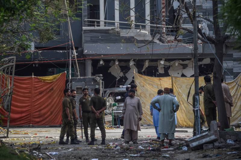 Lahore bomb blast mastermind 'David' arrested from airport
