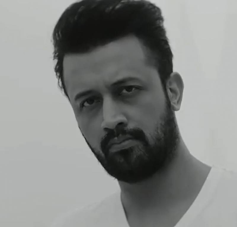 Here is a glimpse into Atif Aslam's upcoming song