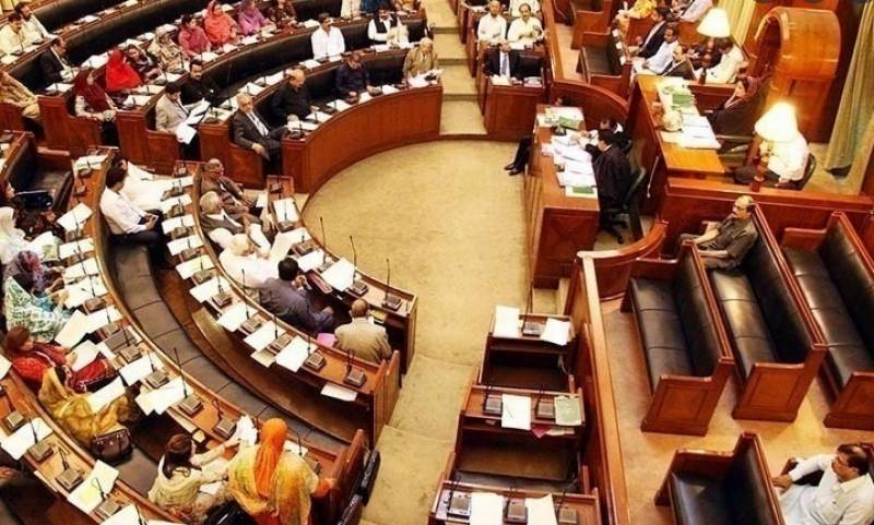Sindh Assembly passes budget amid opposition hullabaloo