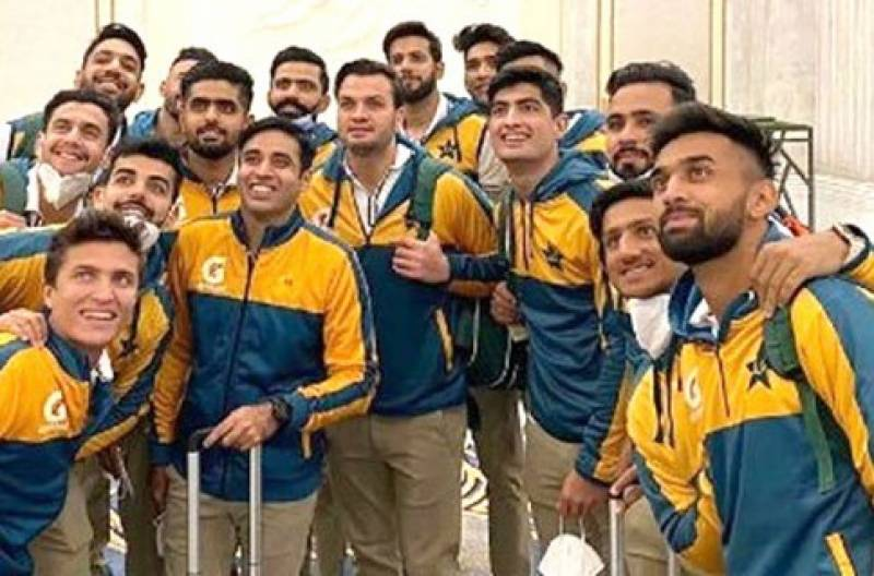 Pakistan team leaves for England to play ODI, T20 series