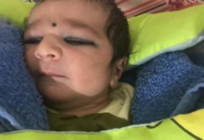 Karachi police recover newborn kidnapped from hospital