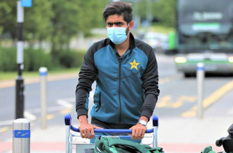 Pakistan cricket team to start training in Derby from Monday