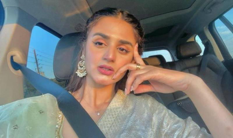 """Actress Hira Mani may have low esteem issues: """"Mein Anparh hoon"""""""