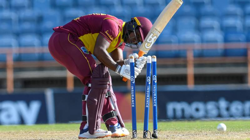 Linde, Shamsi lead South Africa to 16-run win over West Indies