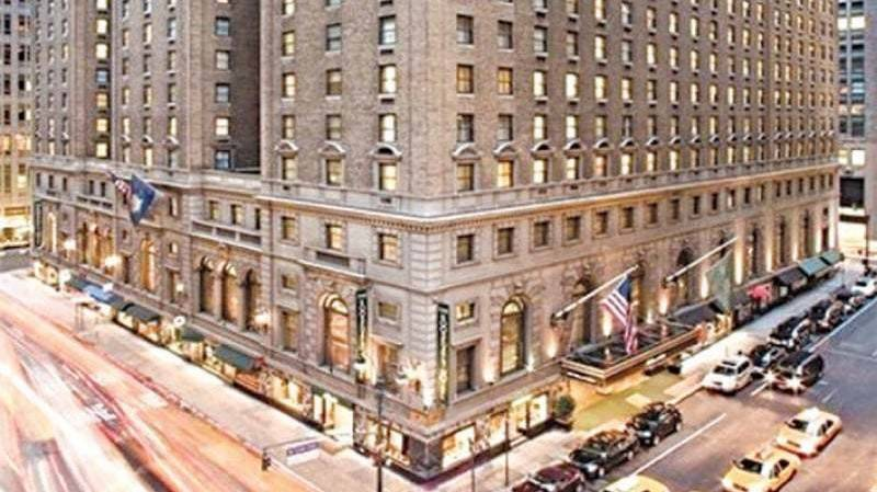 Financial crisis worsens: Roosevelt Hotel in NYC seeks $17.3m bailout package