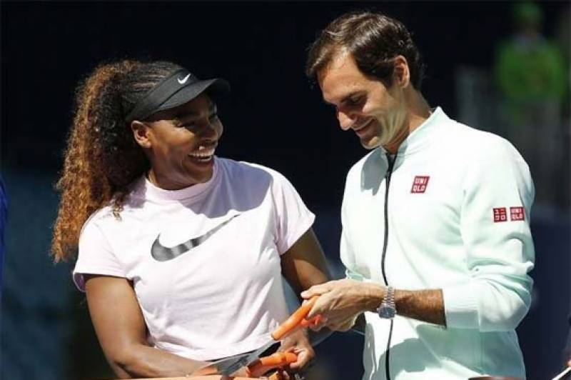 Federer and Serena primed for Wimbledon openers on Super Tuesday