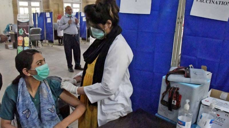 NCOC discusses COVID-19 vaccine roll out plan in Pakistan