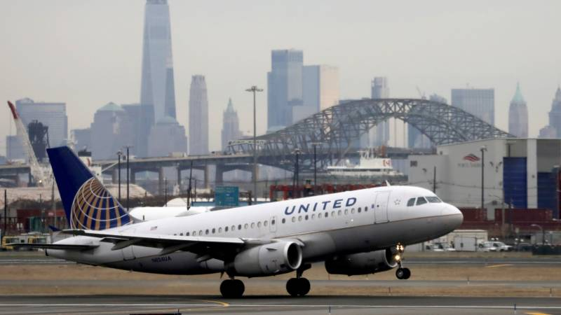 United Airlines said to be near new Boeing, Airbus orders