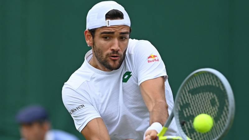 Boom time for Berrettini as Becker offers advice
