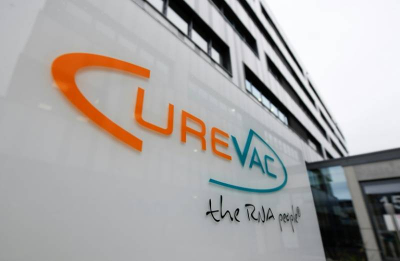 Covid vaccine from Germany's CureVac just 48% effective