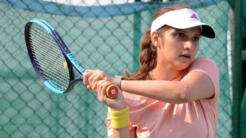 Sania Mirza makes 'difficult decision' over son for Olympic call of duty