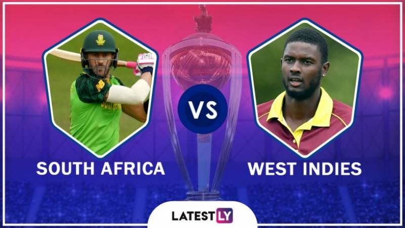 Rain delays fourth West Indies ODI after South Africa opt to bowl