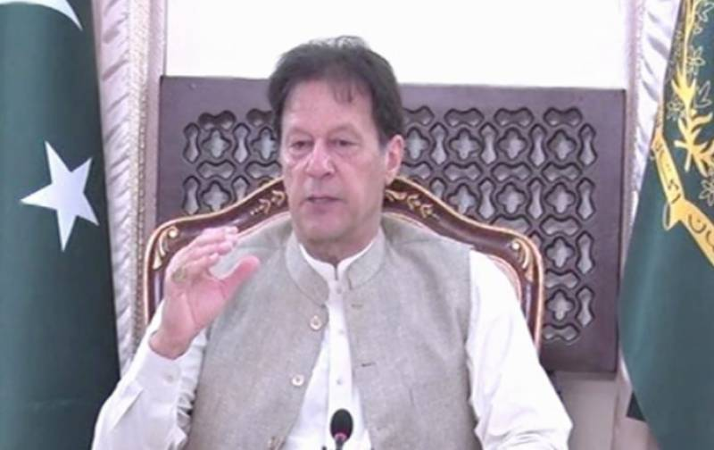 PM Khan rules out any downgrading of relations with China