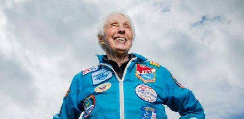 Woman aged 82 will go into space with Bezos: Blue Origin