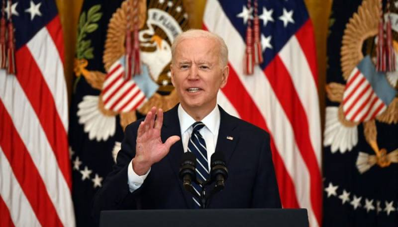 Biden says 'no' final withdrawal of US troops in next few days