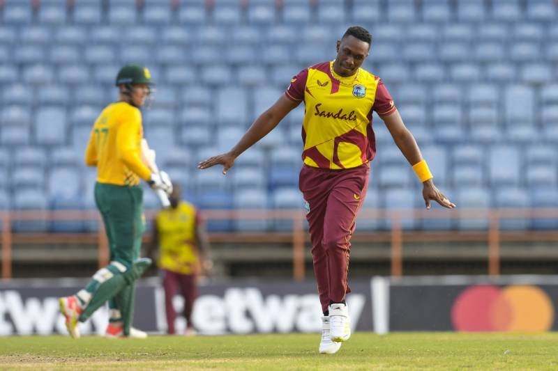 Career-best Bravo leads West Indies to series-levelling win