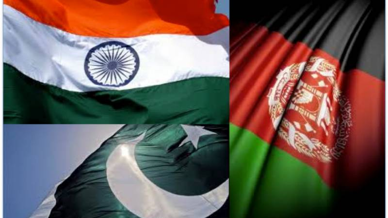 India doesn't want peace in Afghanistan amid US pullout