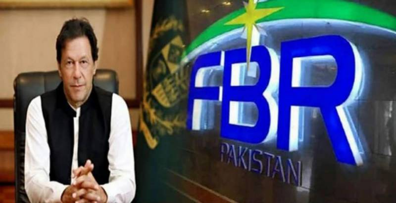 PM Imran Khan commends FBR for 'record' tax collection