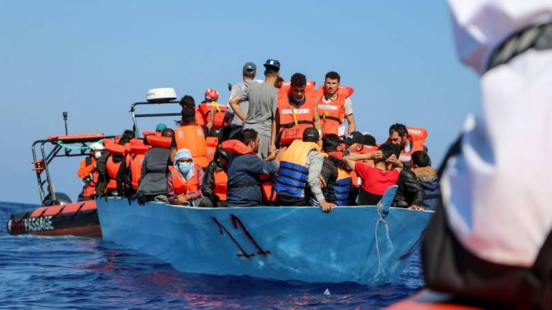 43 missing off Tunisia after migrant boat sinks: Red Crescent