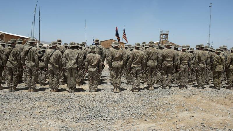 Afghan fighting rages as US forces see exit by end August