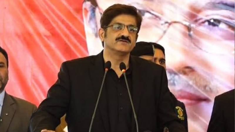 Federation does not favour giving funds to Sindh: CM Sindh