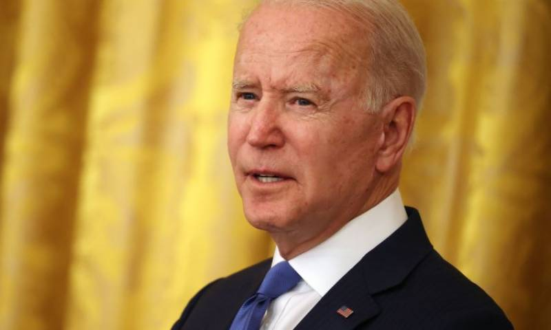 President Biden grows visibly frustrated with questions on Afghanistan