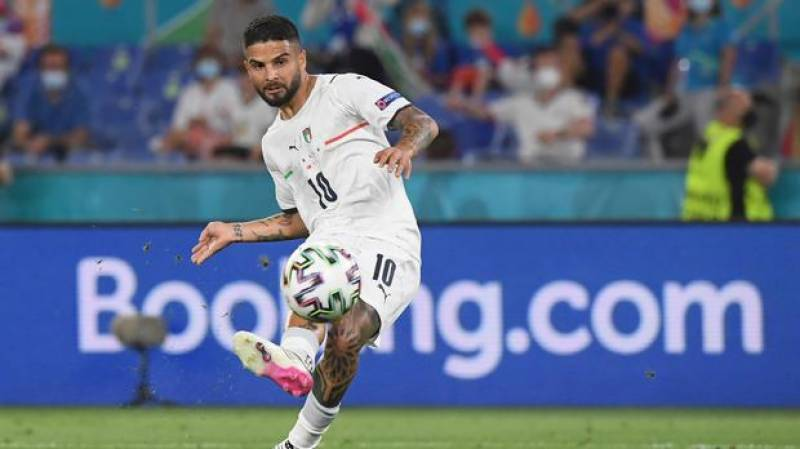 Insigne stunner sends Italy into semi-final clash with Spain