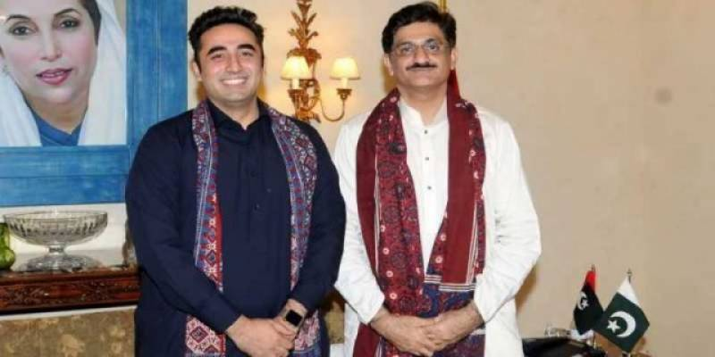 Sindh CM, health minister on US sojourn; Bilawal to fly on 10th
