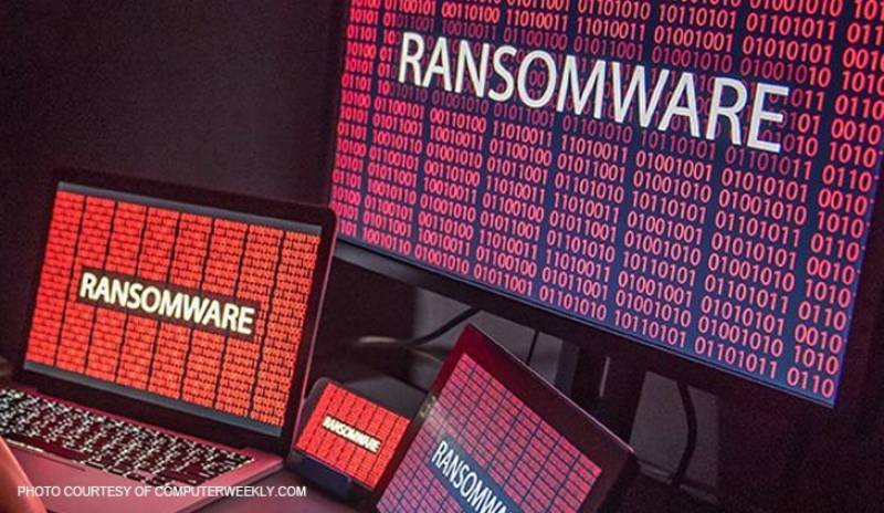 Massive ransomware attack potentially hit 1,000 US businesses