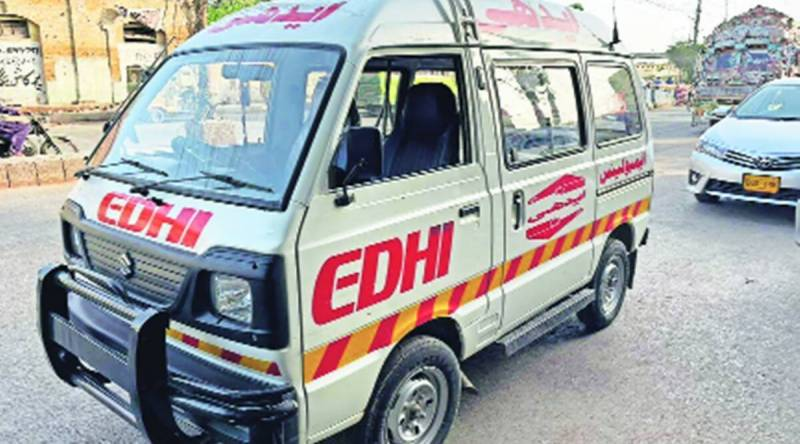 Abducted Edhi ambulance driver released