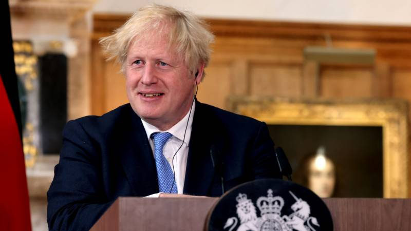 'Learn to live with' the virus, Johnson tells Britons