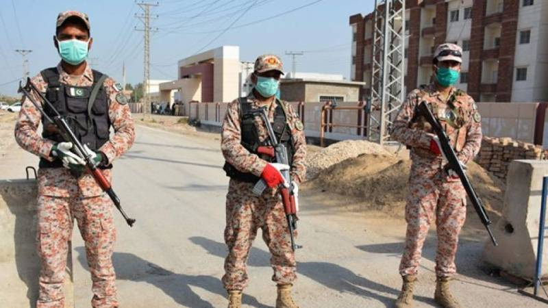 Rangers to be deployed during PP-38 Sialkot by-election