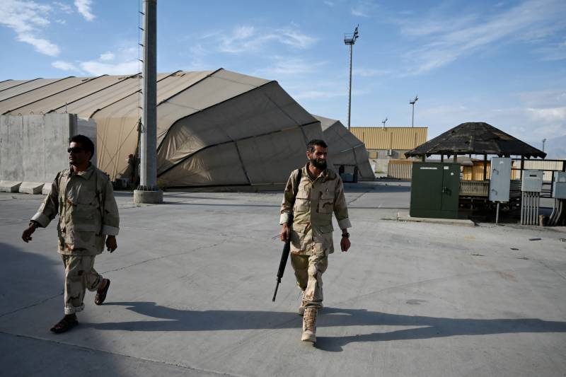 11 more Afghan districts fall to Taliban