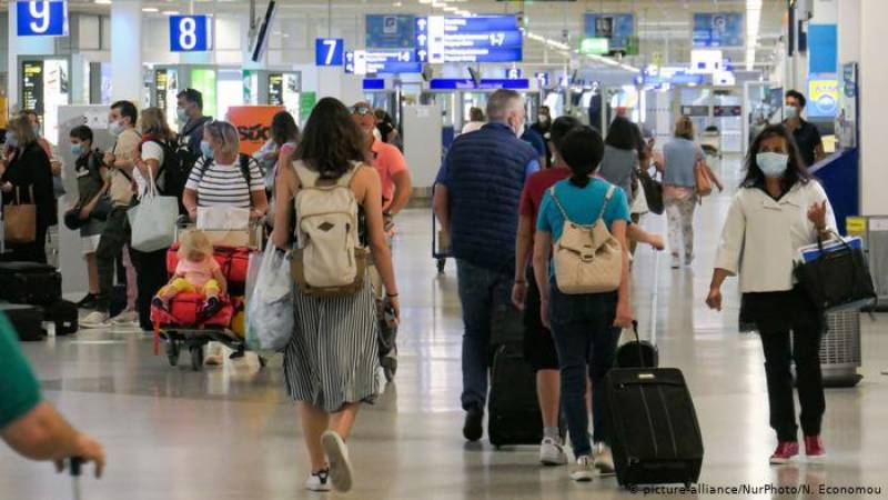 Germany relaxes curbs on travellers from UK and India