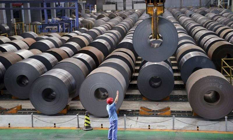 Two employees arrested for stealing from Steel Mills