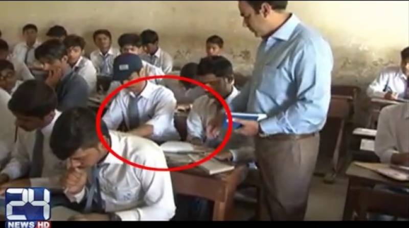 Matriculation exam has become a farce in Sindh