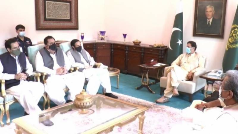 Punjab Assembly speaker leads PML-Q team to meeting with PM