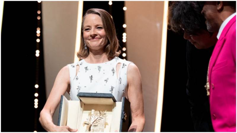This is women's moment in film, Jodie Foster tells Cannes