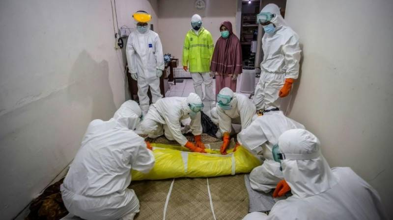 World passes 4 mn Covid deaths as Asia battles fresh outbreaks