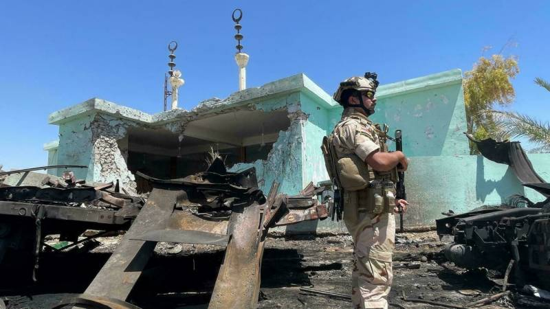Attacks on US in Iraq becoming dangerous cycle: experts