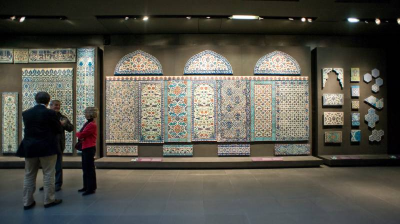 French embassy in Pakistan sheds light on Islamic Art Department at Louvre Museum