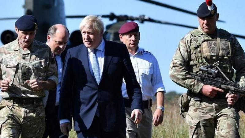 Most UK troops now out of Afghanistan: Johnson