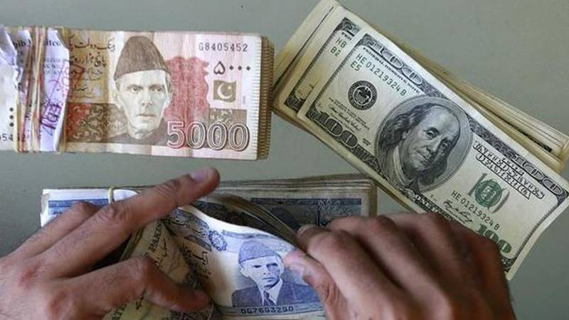 US dollar continues to gain against Pakistan rupee of fifth consecutive day