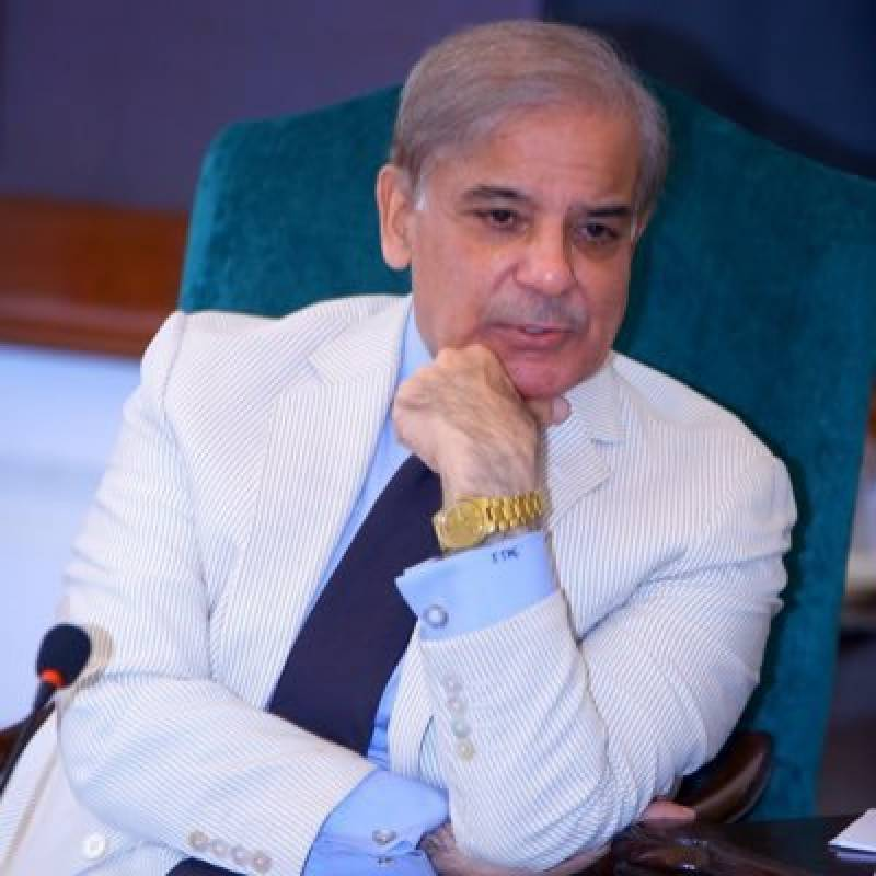 Shehbaz condemns remarks of KP CM against opposition